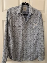Ladies Lucky Brand Western Shirt Pearl Snaps (Medium) in The Woodlands, Texas