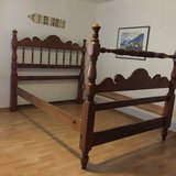 Beautiful Solid wooden bed frame in Lakenheath, UK
