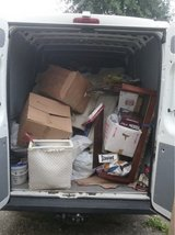 INSTANT JUNK REMOVAL, TRASH HAULING,  DEBRIS PICK UP in Ramstein, Germany