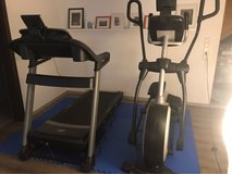 NordicTack Treadmill & Elliptical(220V) in Ramstein, Germany