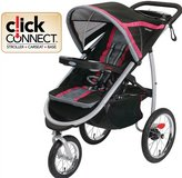 Graco ClickConnect Jogging Stroller in Warner Robins, Georgia