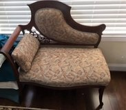 Antique Bench/Chair in Wilmington, North Carolina