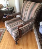 Antique Upholstered Chair in Wilmington, North Carolina