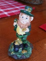 Leprechaun  Figure - St. Patrick Day in Chicago, Illinois