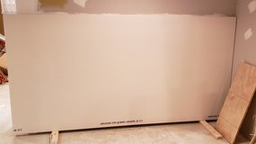 3- 4x8 sheets of drywall in Yorkville, Illinois