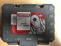 Craftsman 11 pc Metric Socket Wrench Set 1/4 in Drive in Fort Knox, Kentucky
