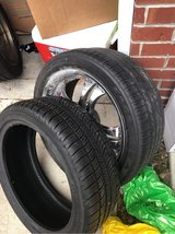 4rims/tire 2tires in Beaufort, South Carolina
