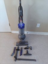 Dyson Ball (formerly DC65) Animal + Allergy Complete Upright Vacuum with 7 Tools in Las Cruces, New Mexico