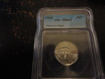 2006 ms63 platinum eagle $25 coin in Fort Campbell, Kentucky