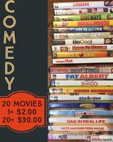 Movies: 20 Comedy in Bellaire, Texas