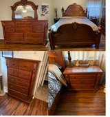 King Size Bedroom Set in Leesville, Louisiana
