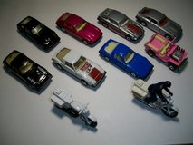 33 Matchbox Toy Vehicles very old from the 1970's and 1980's in Alamogordo, New Mexico