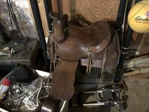 Hereford saddles x2 and 1english in Olympia, Washington