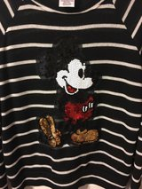 Micky Mouse sweater in Kingwood, Texas