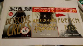 James Patterson Book Shots (3diff) in 29 Palms, California