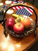 Fruit basket with fruit in Conroe, Texas