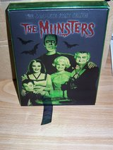 The Munsters season one dvd set in Barstow, California