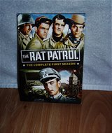Rat Patrol complete first season dvd set in Barstow, California