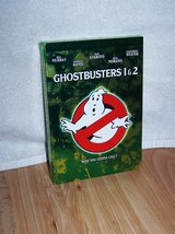 Ghostbusters movies 1 & 2 box dvd set in Barstow, California