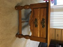 Oak End Table in Eglin AFB, Florida