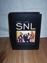 Saturday Night Live complete first season 1975-76 dvd set in Barstow, California