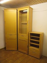 great contemporary furniture set, 3 pcs in Ramstein, Germany