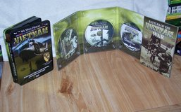 We Were Heroes Vietnam tin boxed dvd set in Barstow, California