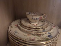 Castleton China Sunnyvale service for 4 = 20 pieces in Alamogordo, New Mexico