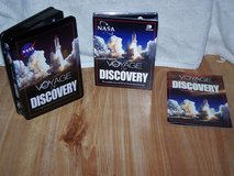 Voyage Of Discovery- Nasa tin box dvd set in Barstow, California