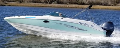 2014 NauticStar 243DC Sport-Deck Boat in Camp Lejeune, North Carolina