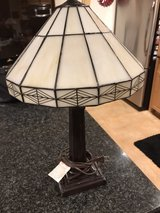 Tiffany Style Table Lamp in Westmont, Illinois