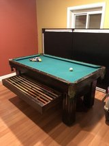 Four Pocket Pool Table in Naperville, Illinois