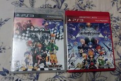 Kingdom hearts 1.5 and 2.5 in Fort Campbell, Kentucky
