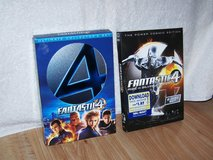 Fantastic 4 dvd sets in Barstow, California