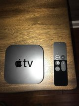 Apple TV 4K in Fort Rucker, Alabama
