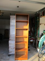 Tall Cherry Bookcase in Aurora, Illinois