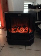 Electric fireplace. 220 volt in Stuttgart, GE