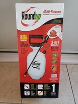 Roundup 1-Gallon Plastic Tank Multi-Purpose Sprayer in Okinawa, Japan