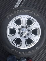 Ram Laramie wheels/tires in Hinesville, Georgia