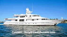 1988, 143' VAN MILL 143 Tri Deck Motor Yacht For Sale in MacDill AFB, FL