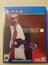 Hitman 2 PS4 in Fort Leonard Wood, Missouri