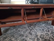 Pottery Barn Solid Wood Coffee & Side Tables in Ottawa, Illinois