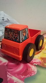 Vintage 1970s Tupperware toys truck in Warner Robins, Georgia