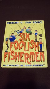 'Six Foolish Fishermen' by Robert San Souci Children's book in Alamogordo, New Mexico