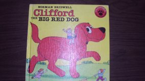 'Clifford - The Big Red Dog' Children's Book in Alamogordo, New Mexico