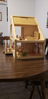 doll house and doll furniture in Fort Drum, New York