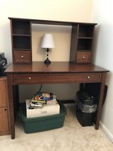 Desk with Removable Shelves in Fairfax, Virginia