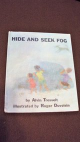 'Hide and Seek Fog' Children's Book in Alamogordo, New Mexico