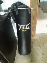 70lb punching bag barely used like new in Fort Leonard Wood, Missouri