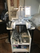 Alliance Embroidery Machine in Liberty, Texas
